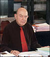 Mr. William Damseaux, Dirigeant de Orgaman.